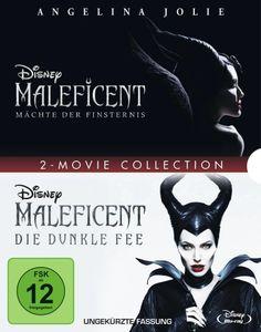 MALEFICENT 1+2 (Blu-Ray)
