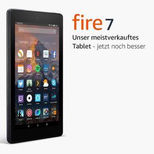 Amazon Fire 7' 8GB with Alexa, Farbe:Schwarz