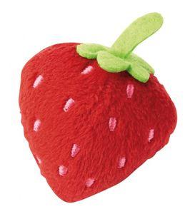 Haba erdbeere Biofino 4 cm rot