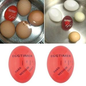 Eieruhr Egg zum Mitkochen mit Farbwechsel Eierform-Eier Eggtimer E0T0