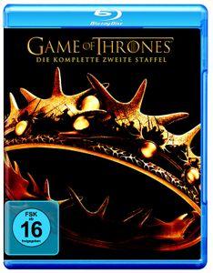 Game of Thrones Staffel 2 [Blu-ray]