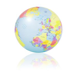 "PI-PE Strandball Wasserball Weltkugel Globus ""Unsere Erde"" Pure politik"