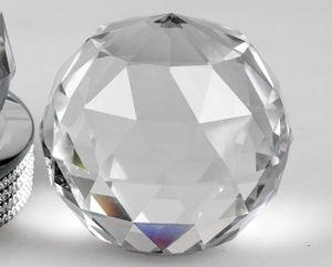 Formano - Deko-Kugel 7cm Kristall