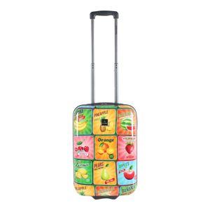 Saxoline Hartschale Handgepäck-Trolley Fruit 55cm, 29 l, mehrfarbig, 2 Rollen; 1354C0.49.09