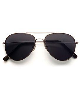 Piloten Brille - Coole Pilotenbrille für Pilotenuniform
