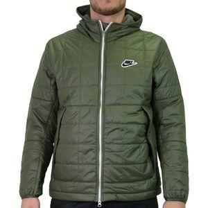 Nike Sportswear Jacke Herren Dunkelgrün (CU4422 380) Größe: L