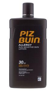 Piz Buin Allergy, Körper, 400 ml, Empflindliche Haut, Feuchtigkeitsspendend, Schutz, Flasche, 1 Stück(e)