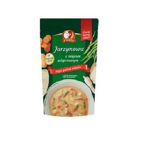 GroßhandelPL Profi Gemüsesuppe mit Schweinefleisch24er Pack (24x450g)