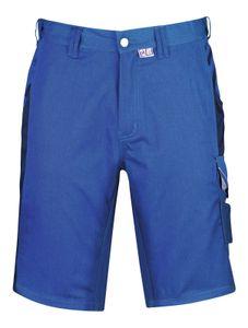 pka Unisex Shorts Arbeitsshorts Bestwork New BWSH Mehrfarbig kornblau/hydronblau 52