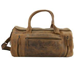 Greenburry Vintage 1657-25 Leder Reisetasche