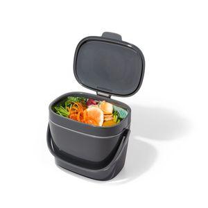 OXO Kompostbehälter KUNSTSTOFF Küchenkomposter Komposter Eimer Küche Neu 6,6 l