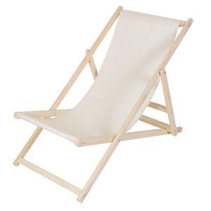 Gartenliege Holz Strandliege Sonnenliege Terassenliege Liegestuhl Strandstuhl Campingliege Faltliege Freizeitliege Balkonliege