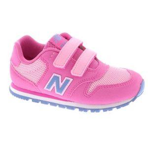 New Balance Mädchen Sneakers in der Farbe Rosa - Größe 25