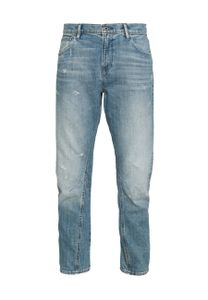 G-Star Arc 3D Boyfriend Damen Jeans, Größen:31W / 30L, Farbe:Blau