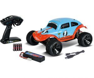 Carson 1:10 Elektro Buggy Beetle Warrior 2,4Ghz RTR 100% RTR