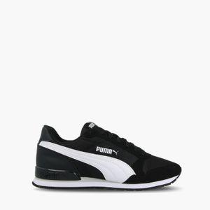 PUMA ST Runner v2 Mesh Damen Sneaker Schwarz Schuhe, Größe:38
