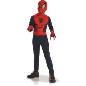 MARVEL Spiderman Set mit Handschuhen