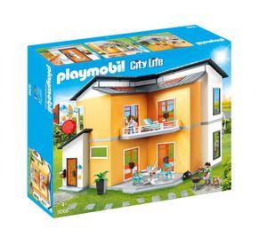 PLAYMOBIL City Life 9266 Modernes Wohnhaus