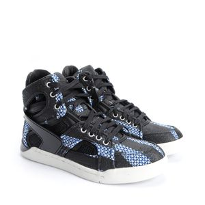 """Diesel Sneaker """"S-Titann"""" -  Y01266 P1117 H3276 / S-Titann - Schwarz, Blau -  Größe: 40(EU)"""