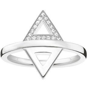 Thomas Sabo D-TR0019-725-14-54 Frauen Ring Ring