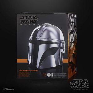 Hasbro F0493 Star Wars Black Series The Mandalorian 1:1 elektronischer Helm Neu