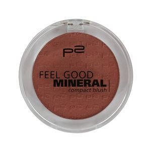 P2 Make-up Teint Rouge Feel Good Mineral Compact Blush 833431, Farbe: 031 dreamy berry, 5 g