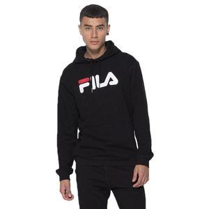 Fila Sweater Herren CLASSIC PURE HOODY 681090 Schwarz 002 Black, Größe:XXL