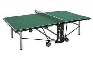 Sponeta Tischtennisplatte S 5-72e Outdoor grün Tischtennis; 213.5110/L