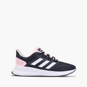 adidas Runfalcon Damen Sneaker Dunkelblau Schuhe, Größe:38