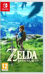 Nintendo The Legend of Zelda: Breath of the Wild, Nintendo Switch, Physische Medien