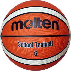 molten Basketball Trainingsball SchoolTraineR Orange Gr. 6