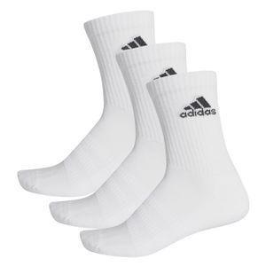 adidas Socken Cushioned Crew Weiß WHITE/WHITE/BLACK M