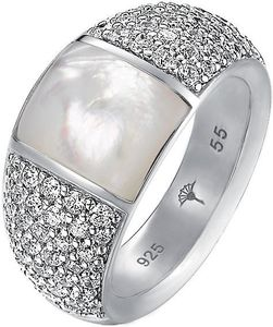 Joop! Jewelry Naomi JPRG90700A Damenring Mit Zirkonen, Ringgröße:51 / 5.75 / XS / 16mm