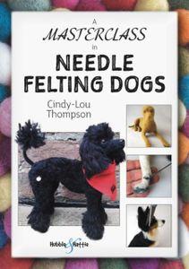 Masterclass in needle felting dogs