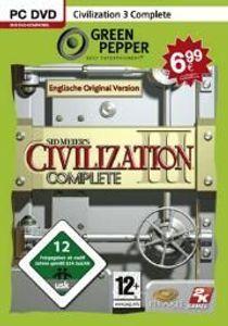 Civilization III - Complete  [GEP]