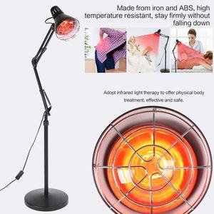 Infrarotlampe Strahler Wärmelampe Rotlicht Stand für Behandlung 150W 220V
