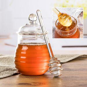 Honigtopf aus Glas ca. 270ml