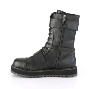 Demonia VALOR-220 Stiefel schwarz, Größe:38 (US-M6)