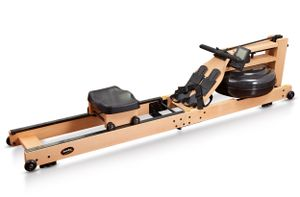 "Body Coach ""Wood Champion Rower"" Wasser Ruder Gerät Wood faltbar"