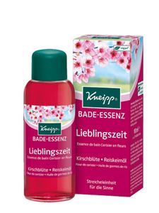 Kneipp Bade-Essenz Lieblingszeit 100ml