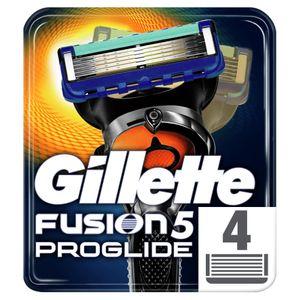 Gillette Fusion5 ProGlide Rasierklingen, 4 Stück
