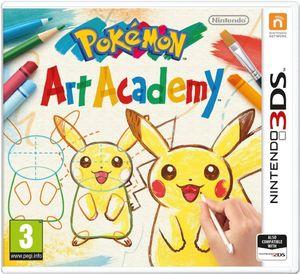 Pokemon Art Academy (Nintendo 3DS) (UK IMPORT)