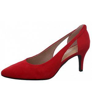 marco tozzi Flamencos rot Größe 39, Farbe: rot