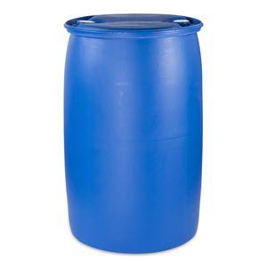 220 Liter Spundfass Spundlochfass L-Ring 120 L Fass Farbe blau (220 Fass blau)