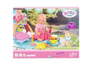 Zapf Creation BABY born® Play&Fun Grillspass Set; 824733