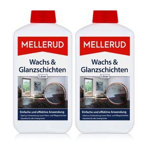 Mellerud Wachs & Glanzschichten Löser 1L - Säurefrei (2er Pack)