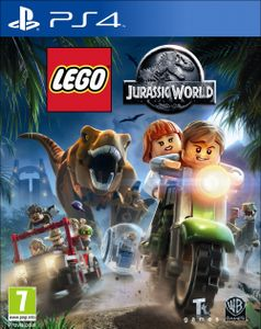Warner Bros LEGO Jurassic World, PS Vita, PlayStation Vita, RP (Rating Pending)