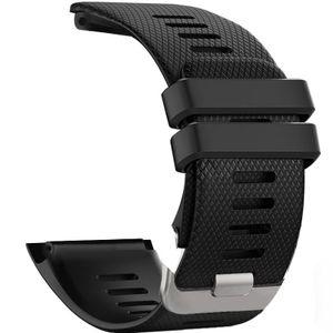 Garmin Vivoactive HR Armband Silikon Schwarz