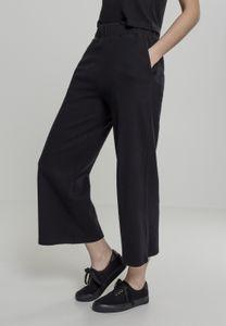 Urban Classics Damen Ladies Culotte TB1942, color:black, size:XS