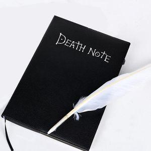 Feine Feder Stift Tod Notebook Deathnote Tagebuch Diese Nacht Gott Monat Original Ausstellung